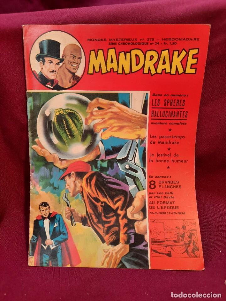 Cómics: SPECIAL MANDRAKE ( TEXTO EN FRANCES ) 17 COMICS - Foto 13 - 251201485