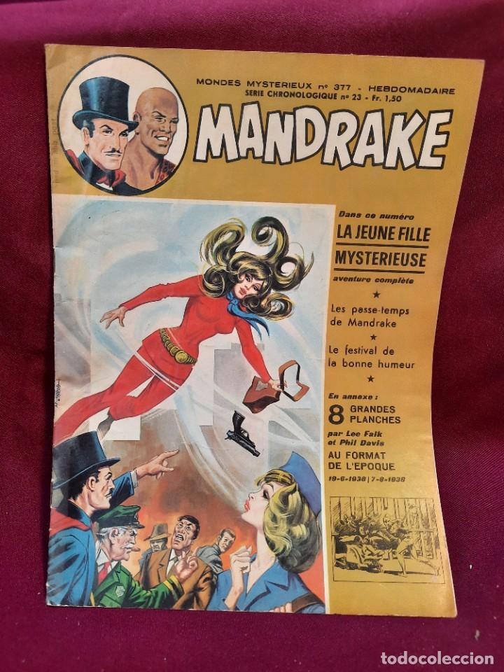 Cómics: SPECIAL MANDRAKE ( TEXTO EN FRANCES ) 17 COMICS - Foto 14 - 251201485