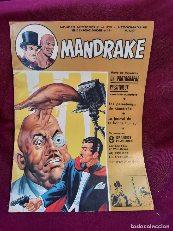Cómics: SPECIAL MANDRAKE ( TEXTO EN FRANCES ) 17 COMICS - Foto 15 - 251201485