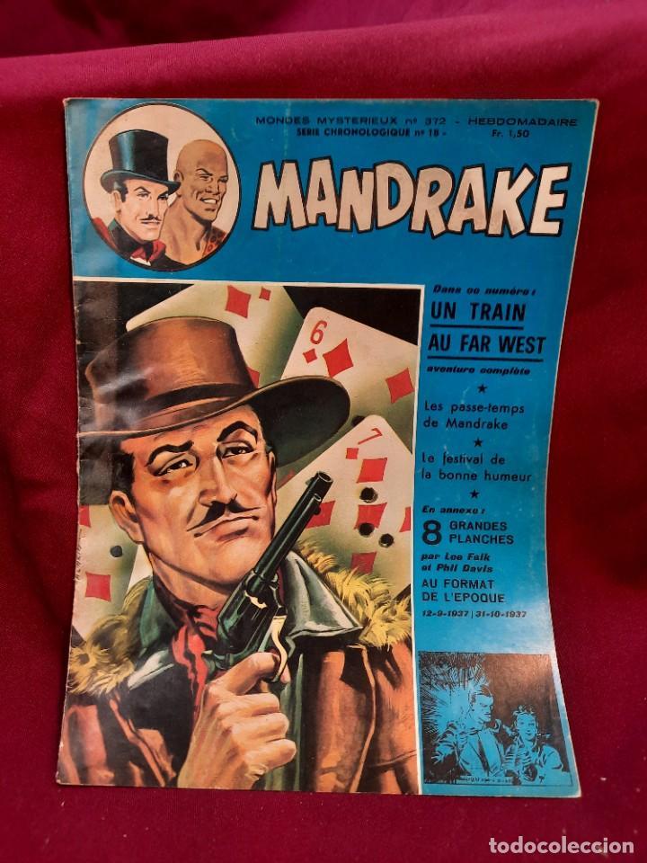 Cómics: SPECIAL MANDRAKE ( TEXTO EN FRANCES ) 17 COMICS - Foto 16 - 251201485