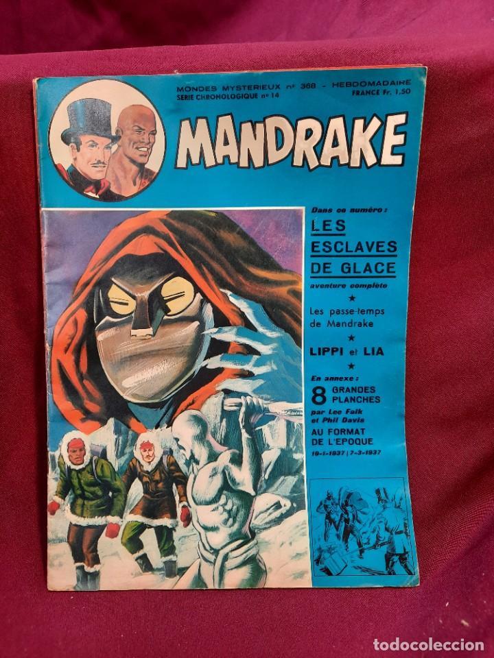 Cómics: SPECIAL MANDRAKE ( TEXTO EN FRANCES ) 17 COMICS - Foto 17 - 251201485