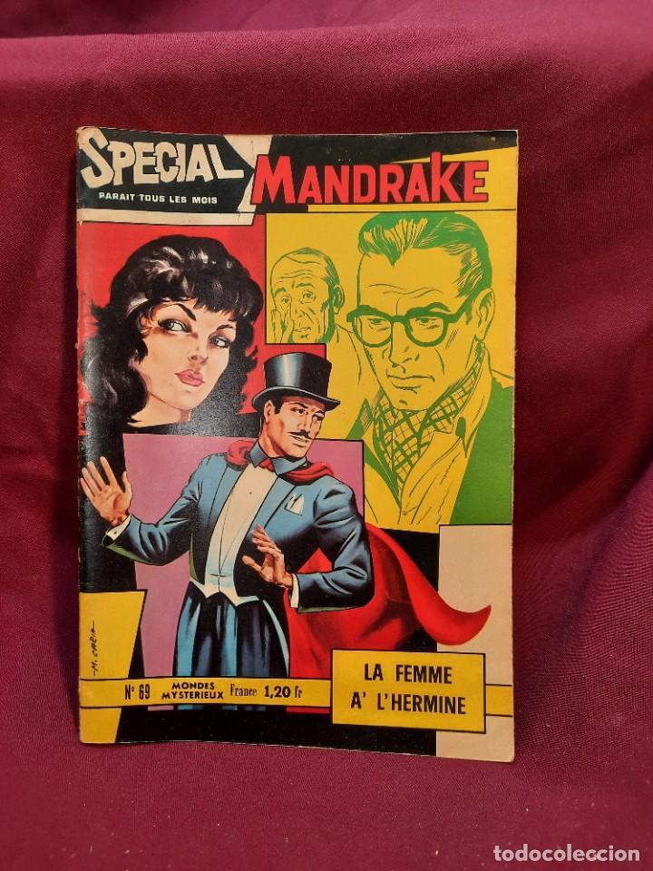 Cómics: SPECIAL MANDRAKE ( TEXTO EN FRANCES ) 22 COMICS - Foto 3 - 251202555