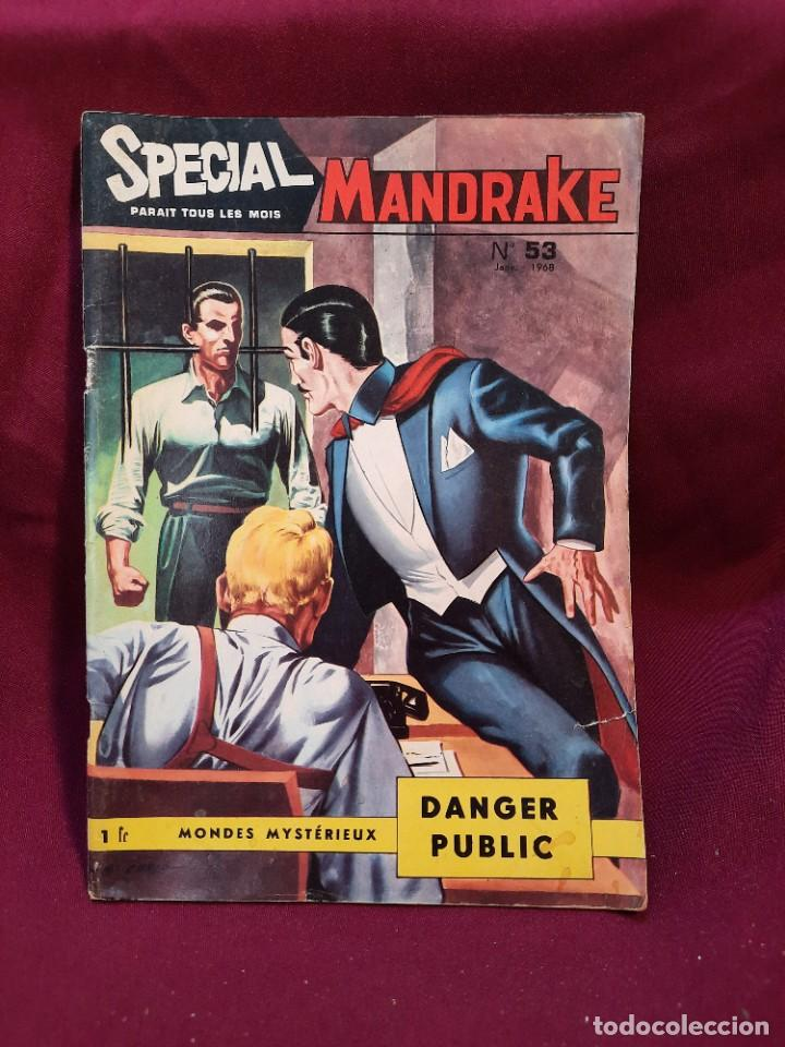 Cómics: SPECIAL MANDRAKE ( TEXTO EN FRANCES ) 22 COMICS - Foto 4 - 251202555
