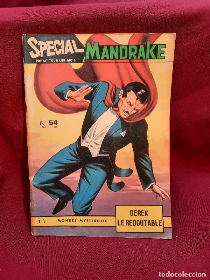 Cómics: SPECIAL MANDRAKE ( TEXTO EN FRANCES ) 22 COMICS - Foto 5 - 251202555