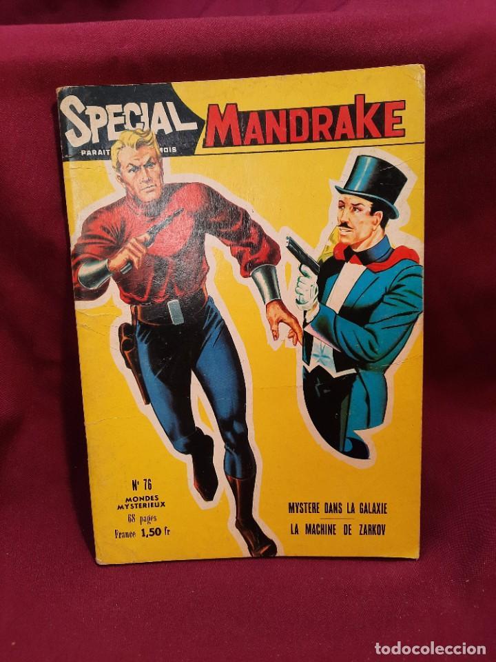 Cómics: SPECIAL MANDRAKE ( TEXTO EN FRANCES ) 22 COMICS - Foto 6 - 251202555