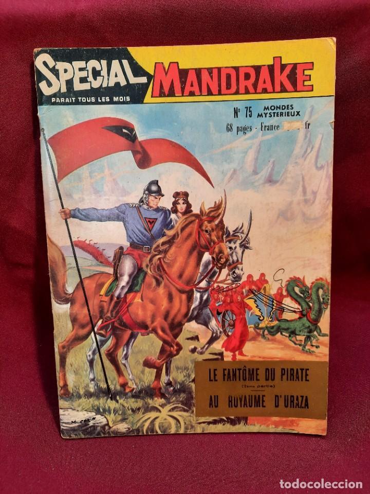 Cómics: SPECIAL MANDRAKE ( TEXTO EN FRANCES ) 22 COMICS - Foto 7 - 251202555