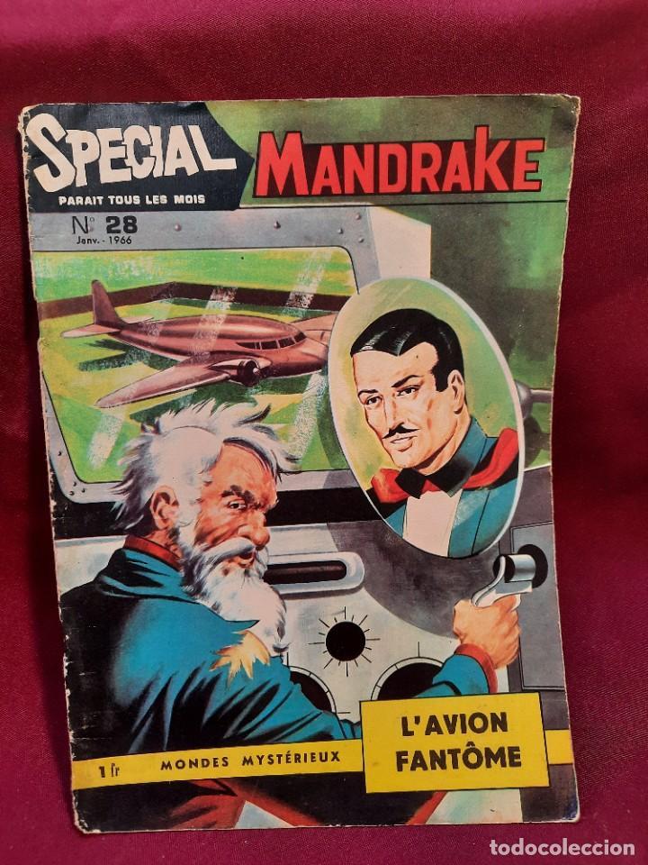 Cómics: SPECIAL MANDRAKE ( TEXTO EN FRANCES ) 22 COMICS - Foto 8 - 251202555