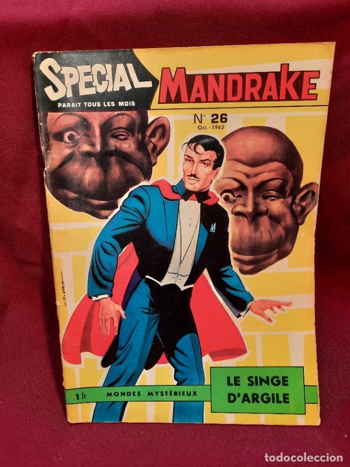 Cómics: SPECIAL MANDRAKE ( TEXTO EN FRANCES ) 22 COMICS - Foto 10 - 251202555