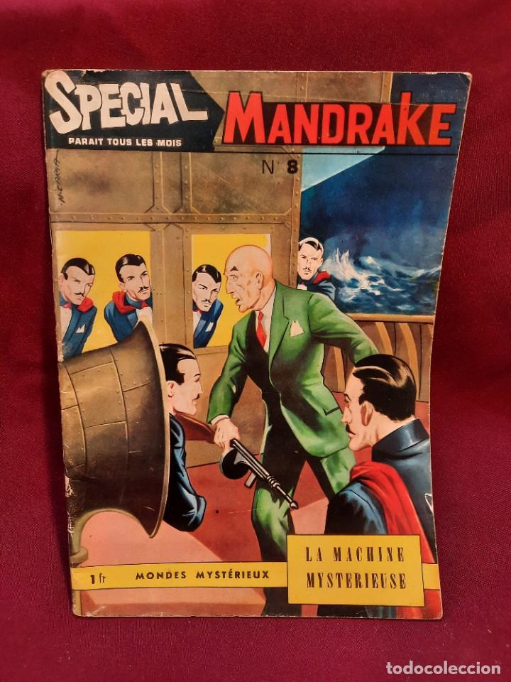 Cómics: SPECIAL MANDRAKE ( TEXTO EN FRANCES ) 22 COMICS - Foto 11 - 251202555