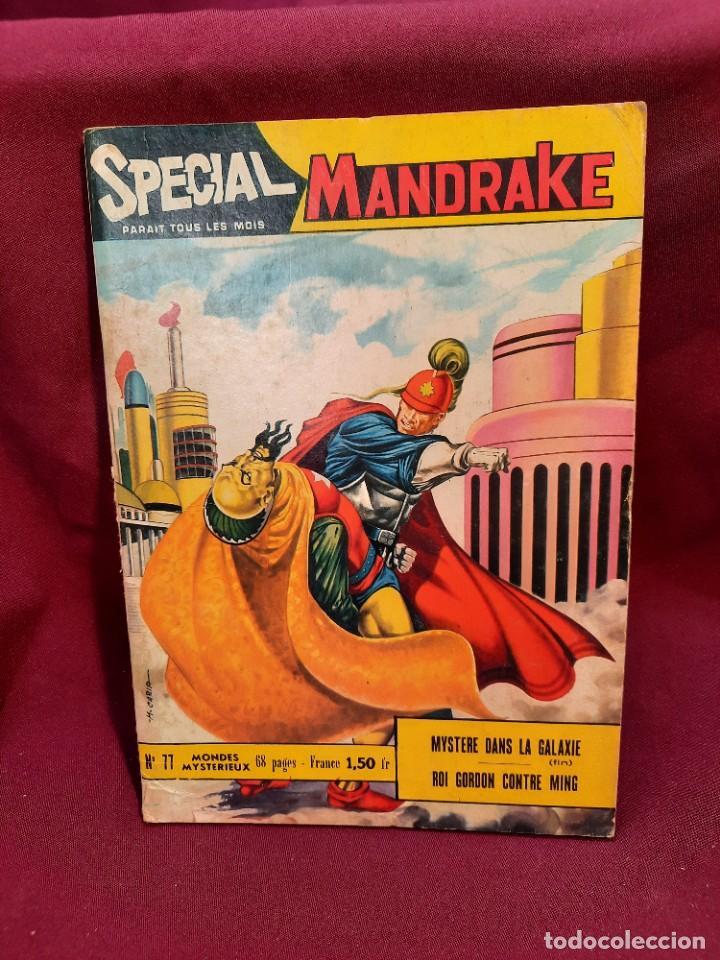 Cómics: SPECIAL MANDRAKE ( TEXTO EN FRANCES ) 22 COMICS - Foto 12 - 251202555