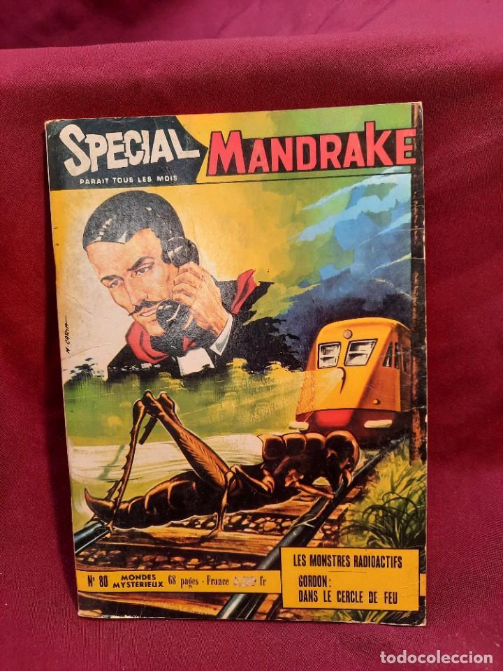 Cómics: SPECIAL MANDRAKE ( TEXTO EN FRANCES ) 22 COMICS - Foto 13 - 251202555