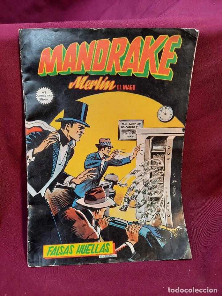 Cómics: SPECIAL MANDRAKE ( TEXTO EN FRANCES ) 22 COMICS - Foto 14 - 251202555