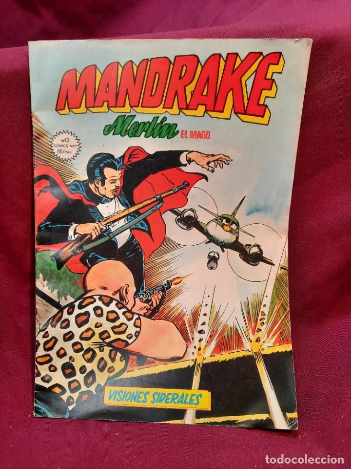 Cómics: SPECIAL MANDRAKE ( TEXTO EN FRANCES ) 22 COMICS - Foto 15 - 251202555