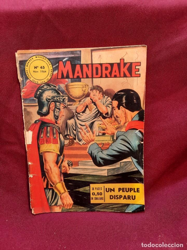 Cómics: SPECIAL MANDRAKE ( TEXTO EN FRANCES ) 22 COMICS - Foto 16 - 251202555