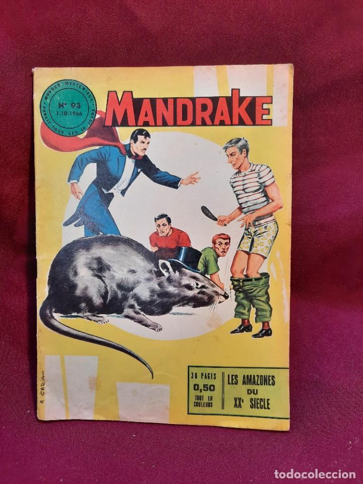 Cómics: SPECIAL MANDRAKE ( TEXTO EN FRANCES ) 22 COMICS - Foto 17 - 251202555