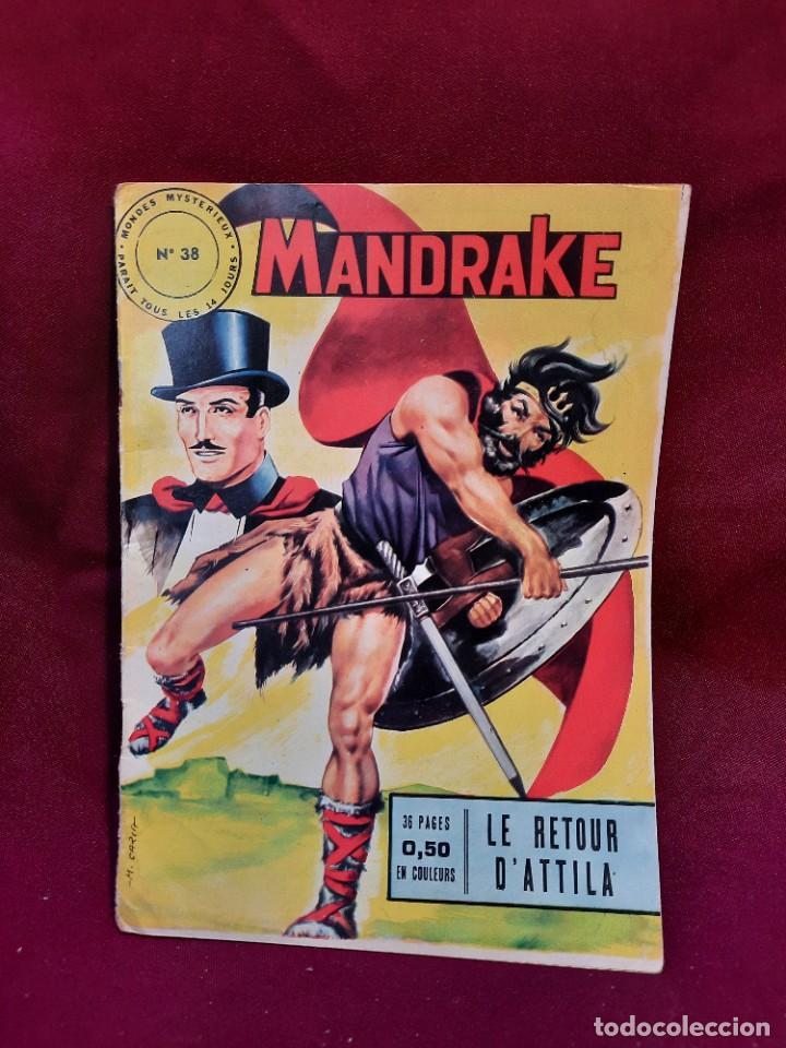 Cómics: SPECIAL MANDRAKE ( TEXTO EN FRANCES ) 22 COMICS - Foto 18 - 251202555