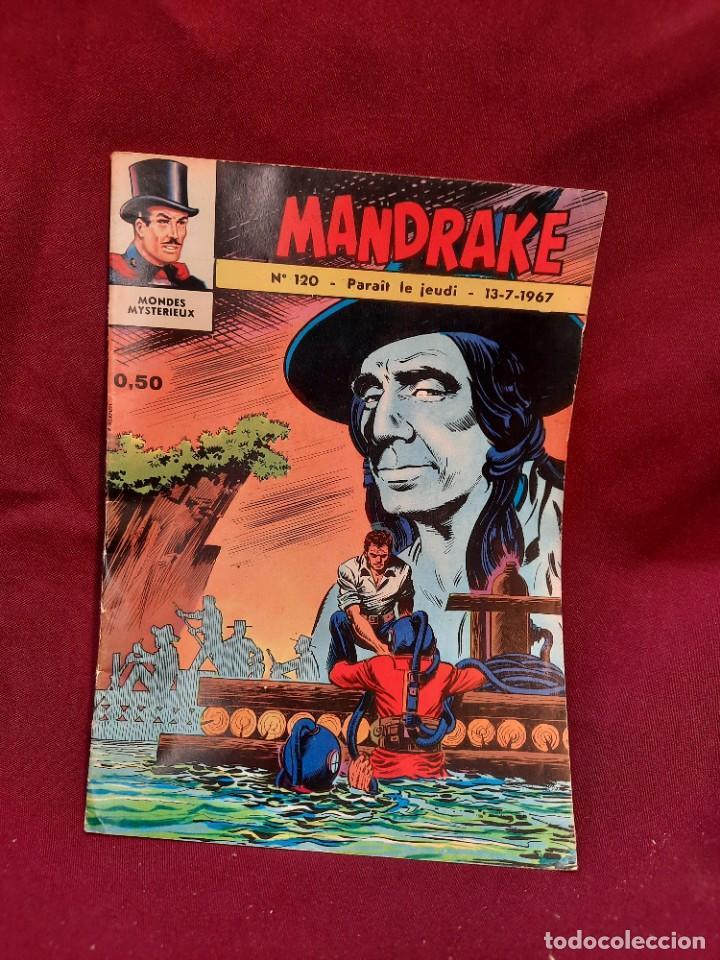 Cómics: SPECIAL MANDRAKE ( TEXTO EN FRANCES ) 22 COMICS - Foto 19 - 251202555