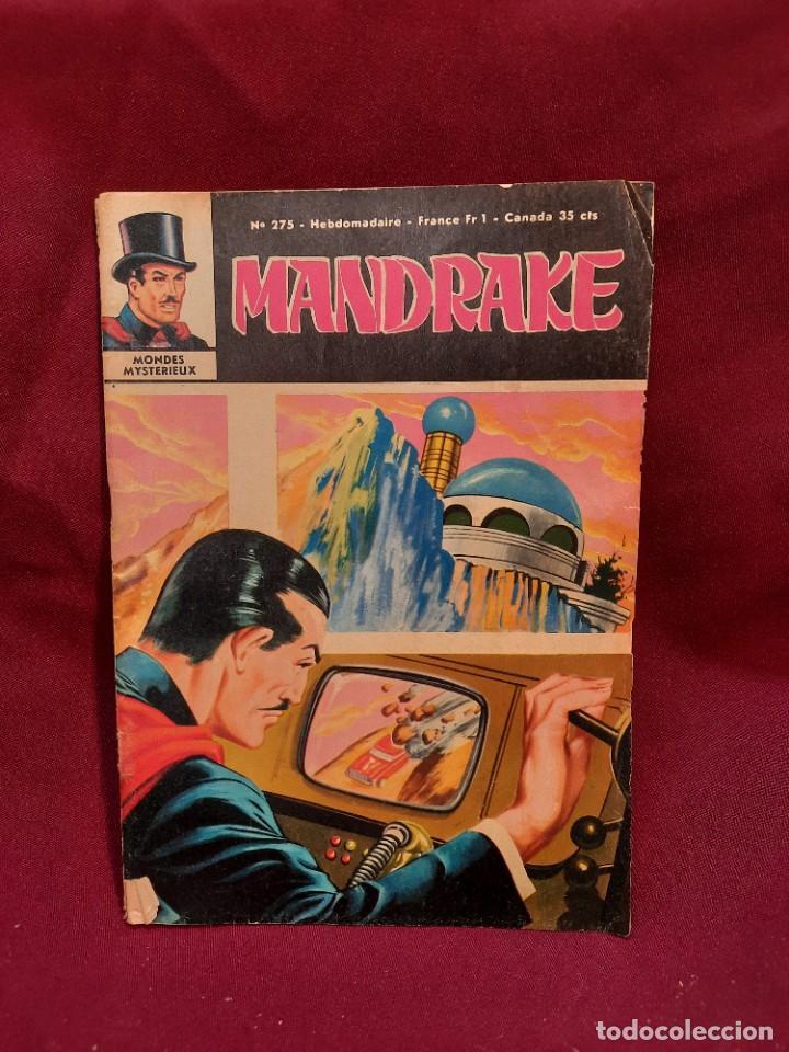Cómics: SPECIAL MANDRAKE ( TEXTO EN FRANCES ) 22 COMICS - Foto 20 - 251202555