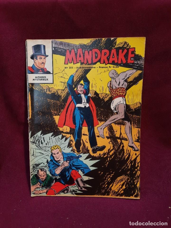 Cómics: SPECIAL MANDRAKE ( TEXTO EN FRANCES ) 22 COMICS - Foto 21 - 251202555