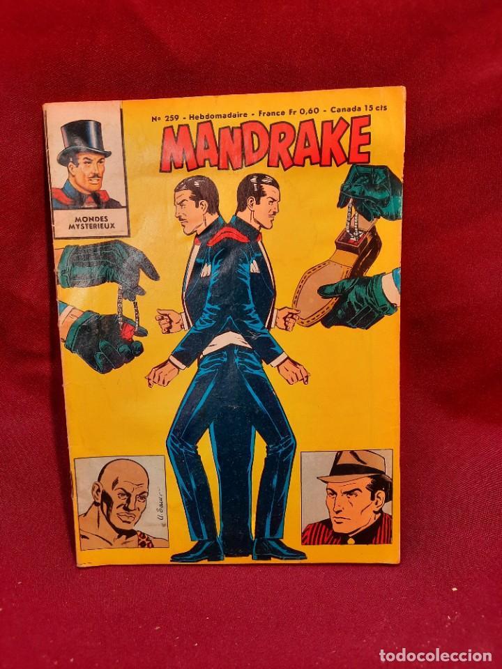 Cómics: SPECIAL MANDRAKE ( TEXTO EN FRANCES ) 22 COMICS - Foto 22 - 251202555