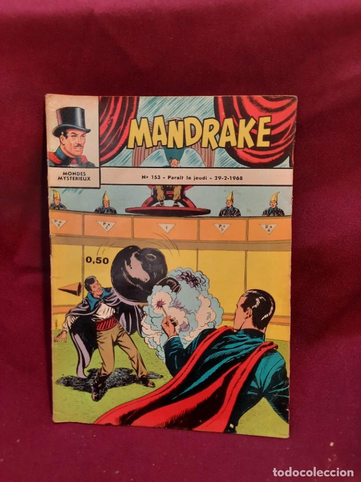 Cómics: SPECIAL MANDRAKE ( TEXTO EN FRANCES ) 22 COMICS - Foto 23 - 251202555