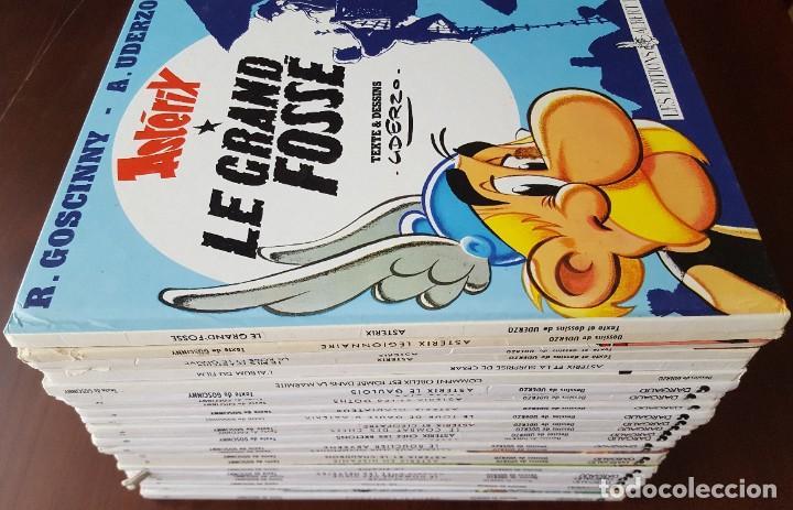 MAGNIFICO LOTE DE COMICS FRANCESES (Tebeos y Comics - Comics Lengua Extranjera - Comics Europeos)