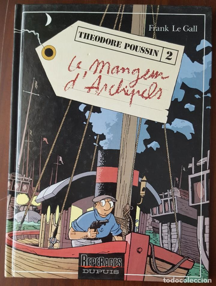 Cómics: MAGNIFICO LOTE DE COMICS FRANCESES - Foto 75 - 253153945