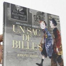 Cómics: UN SAC DE BILLES - KRIS & VINCENT BAILLY. Lote 253625620