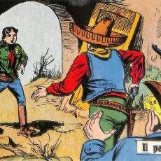 Cómics: CAPITAN MIKI - COLLANA SCUDO XXIV N.7 - IL PASSATO VENDICATORE - ED. DARDO 1962 - ED. DARDO. Lote 253796150