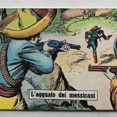 Cómics: CAPITAN MIKI - COLLANA SCUDO XXIX N.9 - L'AGGUATO DEI MESSICANI - ED. DARDO 1964 - ED. DARDO. Lote 253796585