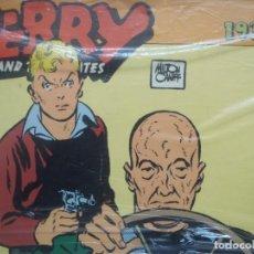Cómics: TERRY AND THE PIRATES - AÑO 1938 COMPLETO - 4 TOMOS - COMIC ART - TEXTO EN ITALIANO. Lote 254286420