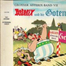 Cómics: COMIC ASTERIX UND DIE GOTEN EN ALEMÁN, EDICIÓN 1971. Lote 255337710