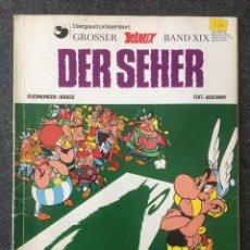 Cómics: ASTERIX DER SEHER XIX - EN ALEMÁN - DELTA VERLAG GMBH - 1975 - ¡BUEN ESTADO!. Lote 257284160
