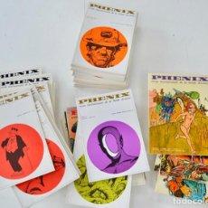 Cómics: REVISTA INTERNACIONAL FRANCESA COMICS. PHENIX. NºS 1 AL 41, 8 SUPLEMENTOS Y Nº DE TARZÁN. 1966-1974. Lote 260115090