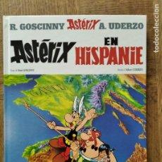 Comics : ASTERIX EN HISPANIE - TAPA DURA HACHETTE - EN FRANCES.. Lote 260745265