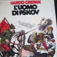 Comics : GUIDO CREPAX--L ´UOMO DI PSKOV. Lote 260841610