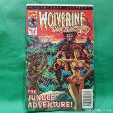 Cómics: WOLVERINE UNLEASHED 10 - MARVEL UK 1997 / FN. Lote 262403195