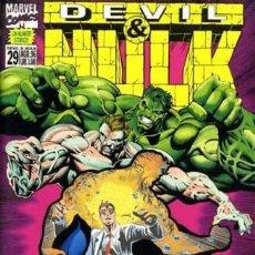 Cómics: DEVIL & HULK N.29 - ED. MARVEL ITALIA - MARVEL ITALIA. Lote 262801125