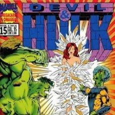 Cómics: DEVIL & HULK N.15 - ED. MARVEL ITALIA - MARVEL ITALIA. Lote 262801275