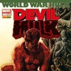 Cómics: DEVIL & HULK N.137- ED. MARVEL ITALIA - MARVEL ITALIA. Lote 262801380