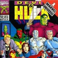 Cómics: DEVIL & HULK N.25 - ED. MARVEL ITALIA - MARVEL ITALIA. Lote 262801390