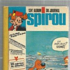 Cómics: ALBUM SPIROU 134 ( EN FRANCES). Lote 263009590