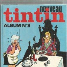 Cómics: TINTIN ALBUM 8 (EN FRANCES). Lote 263010115