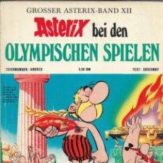 Cómics: COMIC ASTERIX BEI DEN OLYMPISCHEN SPIELEN EN ALEMÁN, EDICIÓN 1972. Lote 265505274