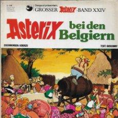 Cómics: COMIC ASTERIX BEI DEN BELGIERN EN ALEMÁN, EDICIÓN 1979. Lote 266065993