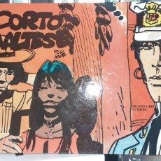 Cómics: HUGO PRATT. CORTOMALTESE. PRIMERA EDICIÓN 1974.ENUMERADA EN ITALIANO. NRO.2416. Lote 267850509