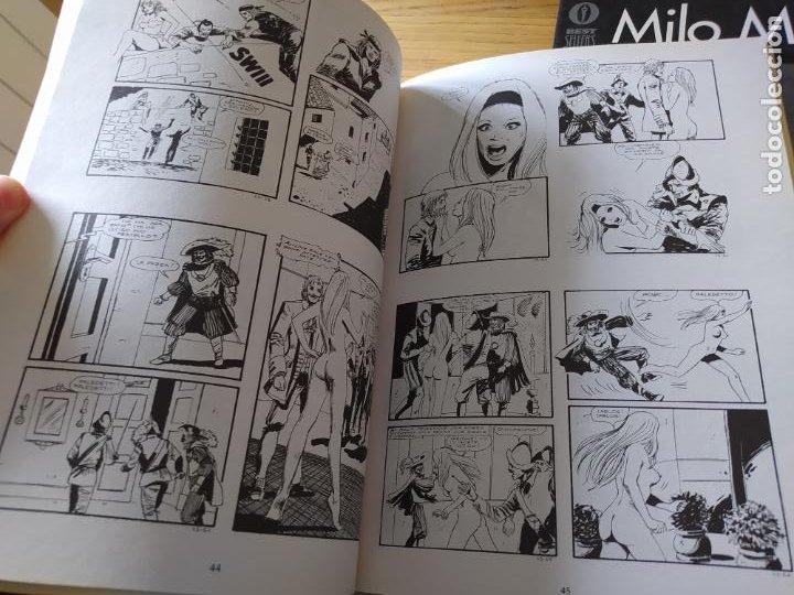 Cómics: 2 comics de Milo Manara, en italiano, Il Gioco 1 y Jolanda de almaviva. - Foto 7 - 269251043