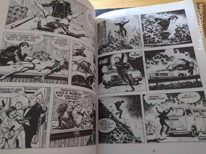 Cómics: 2 comics de Milo Manara, en italiano, Il Gioco 1 y Jolanda de almaviva. - Foto 12 - 269251043
