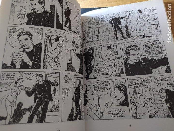 Cómics: 2 comics de Milo Manara, en italiano, Il Gioco 1 y Jolanda de almaviva. - Foto 13 - 269251043