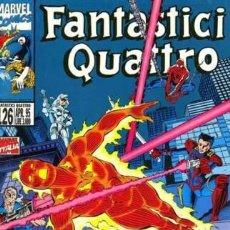 Cómics: FANTASTICI QUATTRO N.126 - ED. MARVEL ITALIA - MARVEL ITALIA. Lote 269840418